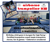 Airborne Trampoline KW Cambridge
