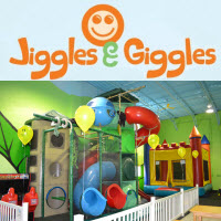 Jiggles & Giggles Indoor Playground & Party Centre Vaughan