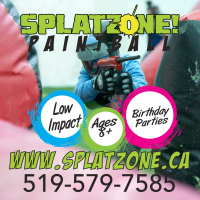 SPLATZONE! Paintball Cambridge